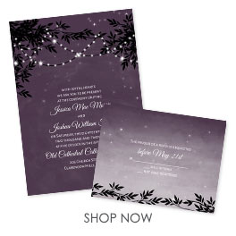 Wedding reception invitations reception cards anns bridal bargains back stopboris Choice Image