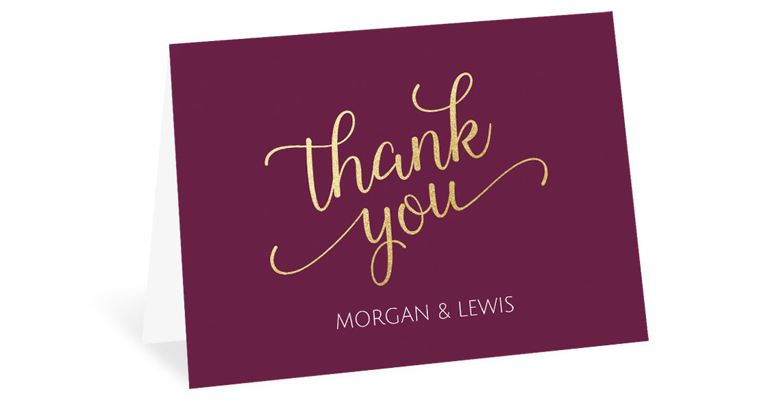 How to Word Your Thank You Notes