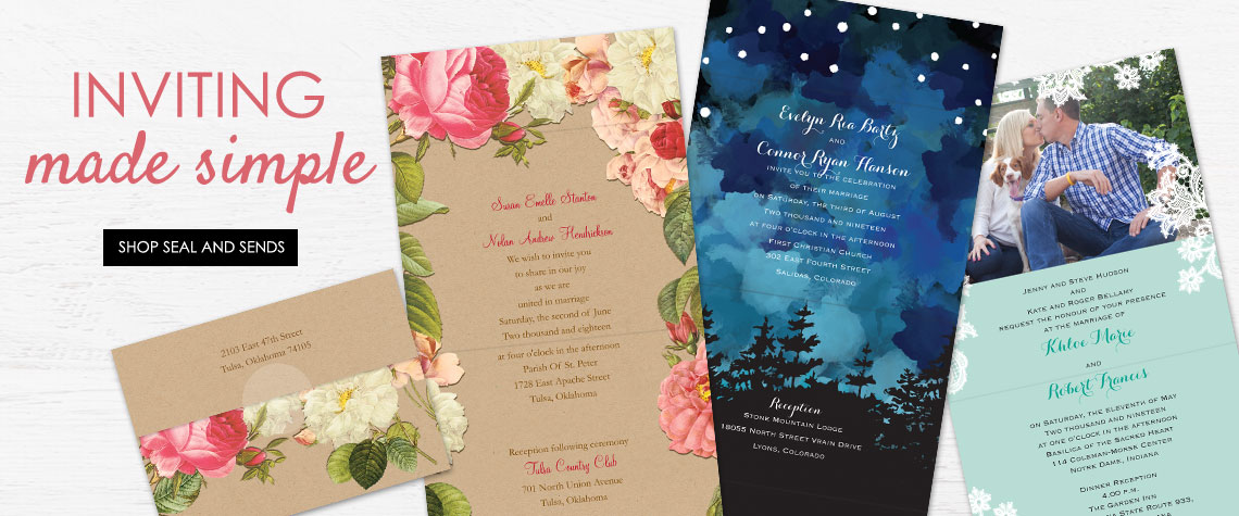 Value Wedding Invitations