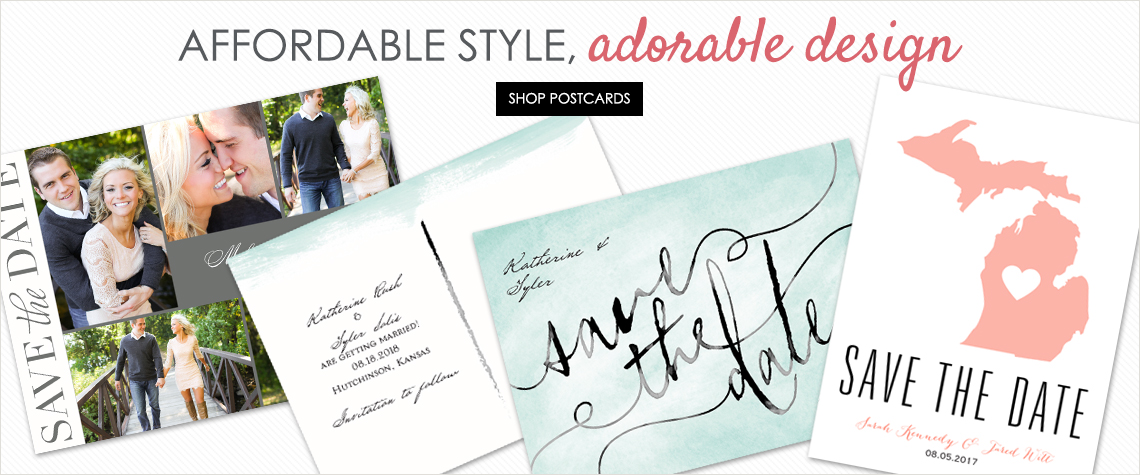 Cheap Save The Dates