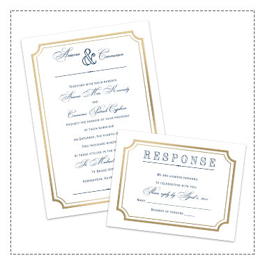 25% OFF WEDDING INVITATIONS