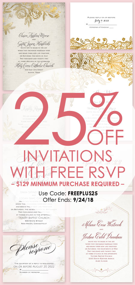 Cheap wedding invitations anns bridal bargains low prices are possible without sacrificing quality were committed to offering discount wedding invitations that rival those of our highest priced stopboris Gallery