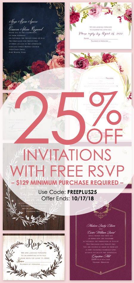 Cheap wedding invitations anns bridal bargains filmwisefo