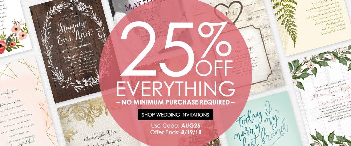 Cheap Wedding Invitations | Ann\'s Bridal Bargains