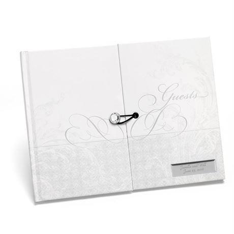 A Real Gem Guest Book
