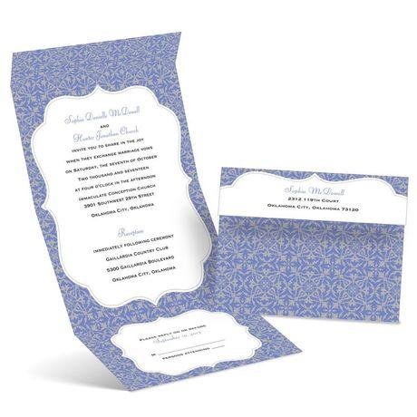 Garden Gate - Seal and Send Invitation