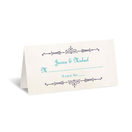 Charmed  Place Card