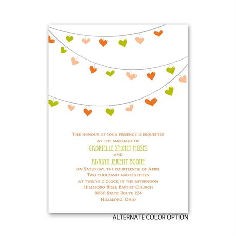 Lovely Garland - Petite Invitation