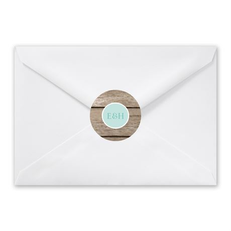 Beach Retreat - Envelope Seal