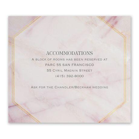 Rose Quartz Information Card