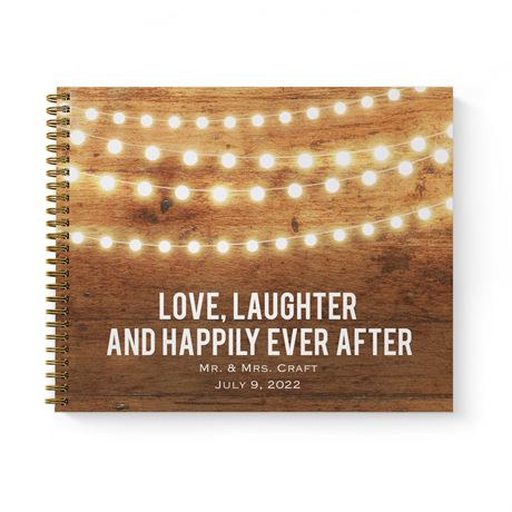 Brilliant Lights - Guest Book