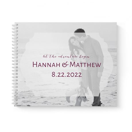Photo Screen Guest Book