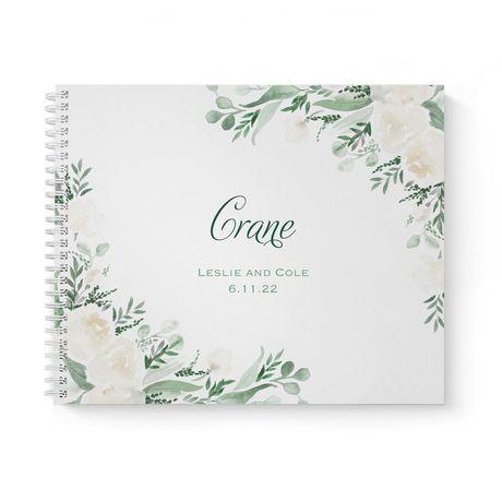 Painted Garden - Guest Book