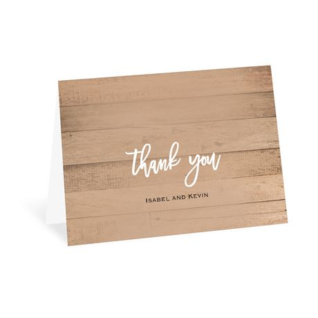 All Things - Thank You Card