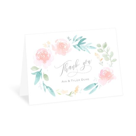 Love Believes - Thank You Card