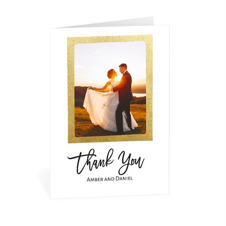 Love Framed - Thank You Card