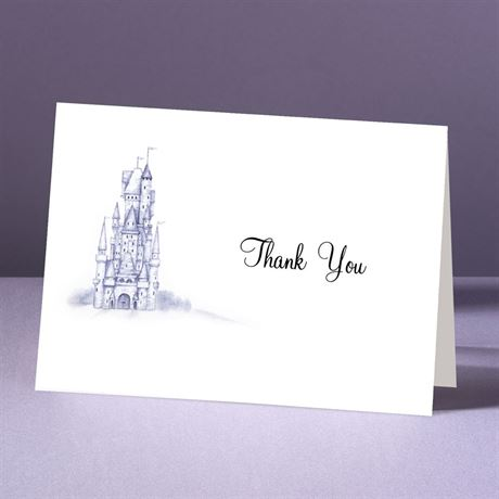 Happily Ever After  Thank You Card and Envelope