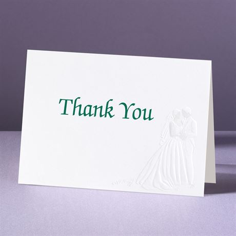 Star Gazing  Thank You Card and Envelope