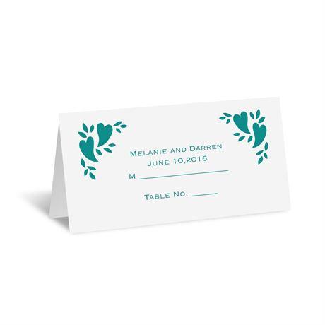 Tree Love  Place Card