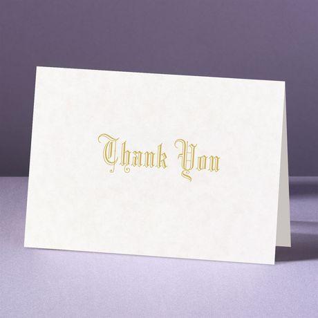 A Spiritual Path  Thank You Card and Envelope