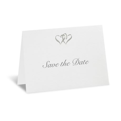 Linked Hearts  Save The Date