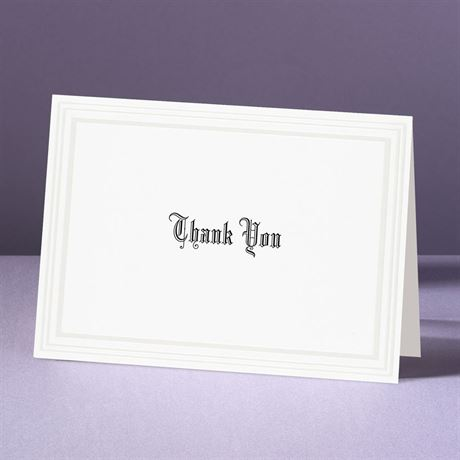 Snow White  Thank You Card and Envelope