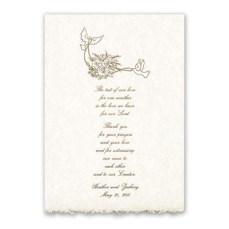 Natural Parchment Scrolls