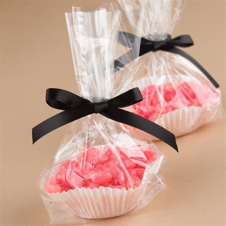 Clear Favor Bags