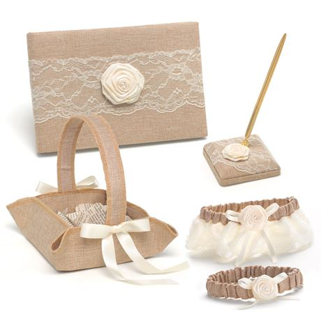 Rustic Country Accessory Set