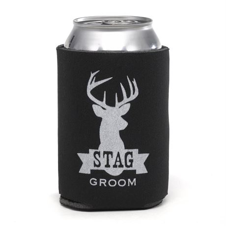 Stag Can Cooler Groom