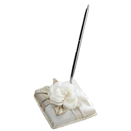 Sophisticated Floral Pen Set