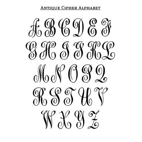 Cipher Address Stamp