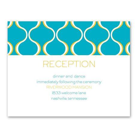 Simply Mod Reception Card