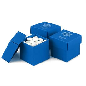 Royal Blue Two-Piece Favor Boxes