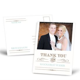 Wedding Thank You Cards | Ann's Bridal Bargains