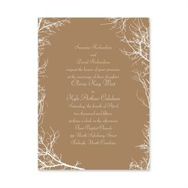 Rustic Country Wedding Invitations | Rustic Wedding Invitations Ann S Bridal Bargains