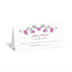 Fairy Tale Roses - Place Card
