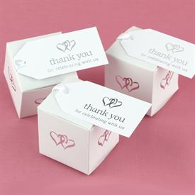 Wedding Reception Favors: 