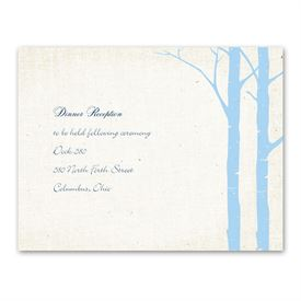 Secret Spot - Sea - Reception Card
