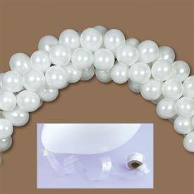 Plastic Balloon Arch Strip