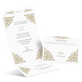 Quaint Corners - Seal and Send Invitation