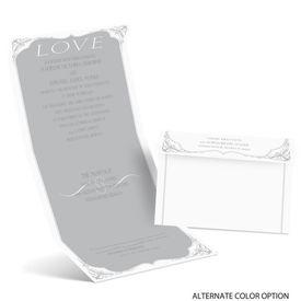 Radiant Love - Seal and Send Invitation