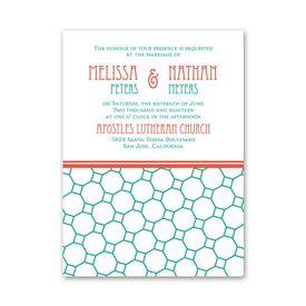 Chic Patterns - Petite Invitation