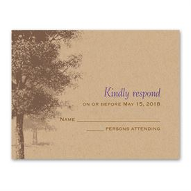 Country Roots - Response Card