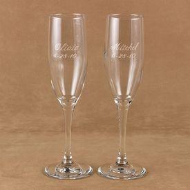 Wedding Toasting Flutes: Embassy Royale Flute