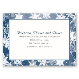 "Winter""s Wonders - Reception Card"