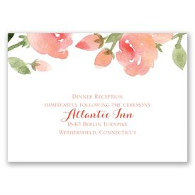 Within Reach - Corabell - Reception Card