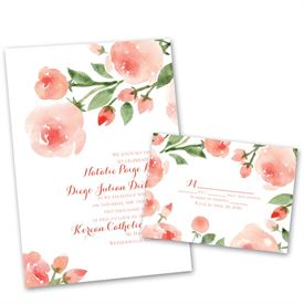 Elegant Wedding Invitations Anns Bridal Bargains