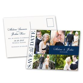 Save the Date Postcards: 