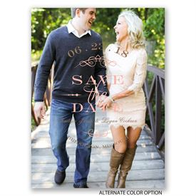 Modern Class - Save the Date Card